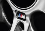 M Wheel Badge/Emblem - BMW (36-11-2-228-660)