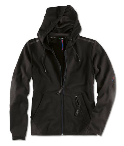 Men's M Sweat jacket - Black
