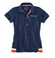 BMW Golfsport Polo Shirt Ladies' - Navy