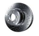 F2x 2 Series, F3x 3 & 4 Series M Performance Rear Brake Rotor