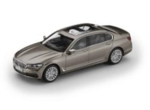 G12 7 Series Sedan - Cashmere Silver - 1:43 Scale