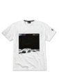 M Motorsport Men's T-Shirt with Graphic - BMW (80-14-2-461-096)