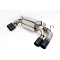 Dinan FreeFlow Stainless Exhaust with Black Tips for BMW F87 M2