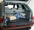 E53 X5 Fitted Luggage Compartment Rubber Mat