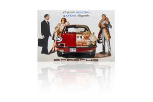 Porsche Classic Enamel - Elegant Sport - Porsche (PCG-000-999-14)