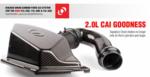Dinan Carbon Fiber Cold Air Intake for BMW F22 F23 230i F30 F31 F34 330i F32 F33 F36 430i - DINAN (D760-0048)