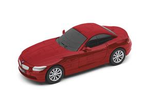 BMW Z4 Puzzle Car - Red - 1:32 Scale