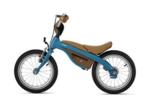 BMW Kids Bike - Turquoise/Caramel