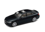 F36 4 Series Gran Coupe - Carbon Black - 1:43 Scale
