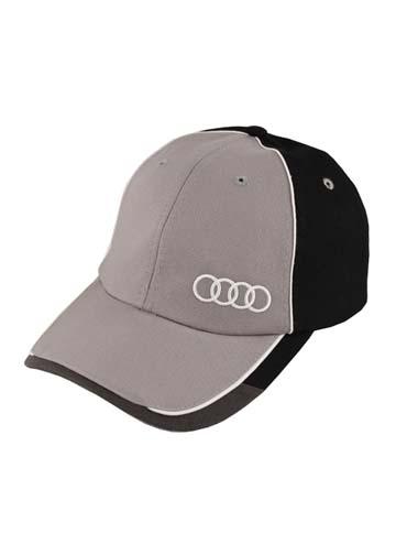 Colorblock Cap - Audi (ACM-479-4GR-YO-S)