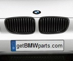 E82/88 1 Series M Performance Black Kidney Grille, Left