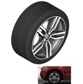"F16 X6 19"" Style 623M Front Winter Wheel/Tire Assembly"