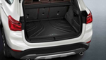 F48 X1 Fitted Luggage Compartment Mat