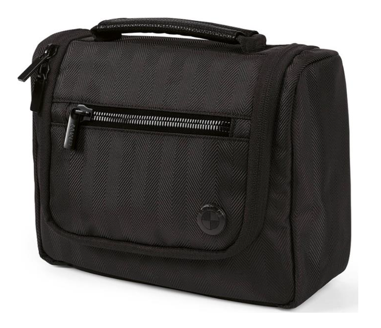 BMW Toiletry Bag - Black