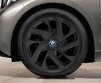"I01 i3 19"" Style 428 Black Winter Wheel/Tire - 5x19"