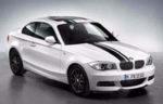 E82/88 1 Series BMW Performance Top Stripes Decal Kit