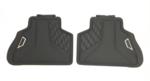 G05 X5 All Weather Rubber Floor Mats Set - Rear - BMW (51-47-2-458-552)