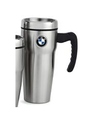 BMW Roundel Travel Mug w/ Handle - 16 oz