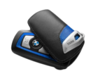 Key Case - M Sport Line (Black/Blue)