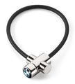 BMW Keyring Loop