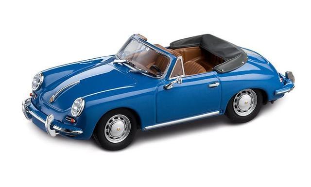 Porsche Model Car - 356 C Cabriolet - limited edition - Porsche (WAP-020-550-0H)