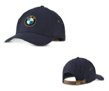 Classic Cap Dark Blue - BMW (80-16-2-463-137)