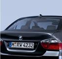 E90 3 Series Rear Deck Spoiler - BMW (51-71-0-396-344)