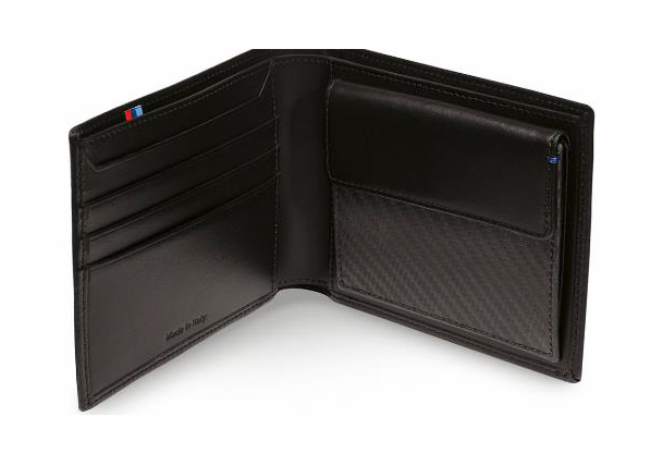 M Wallet with Coin Compartment - BMW (80-21-2-454-761)