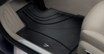 G11/12 7 Series All Season Rubber Floor Mats