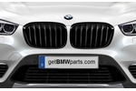 F48 X1 M Performance Black Kidney Grille - Right - BMW (51-71-2-407-732)