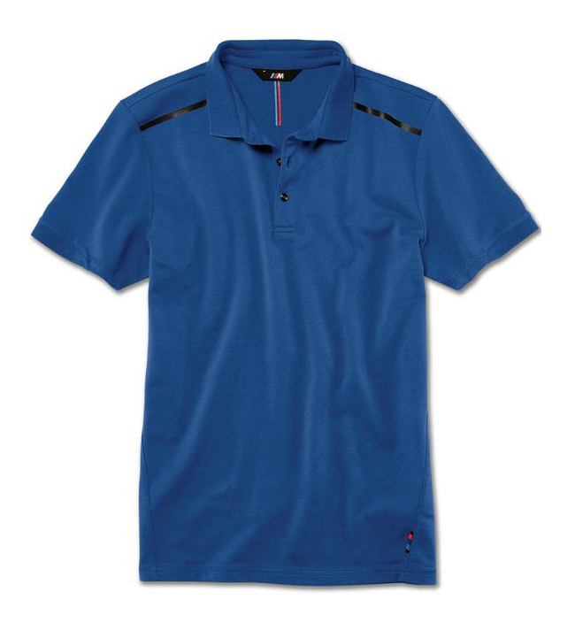 Men's M Polo Shirt - Blue