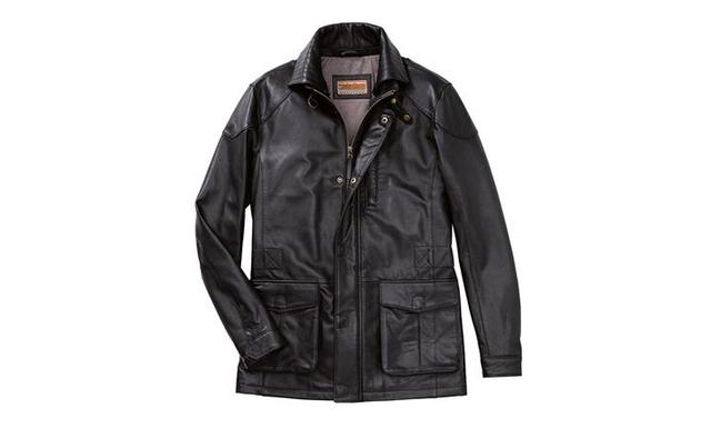 Leather Jacket Class - Porsche (WAP-911-00S-0H)