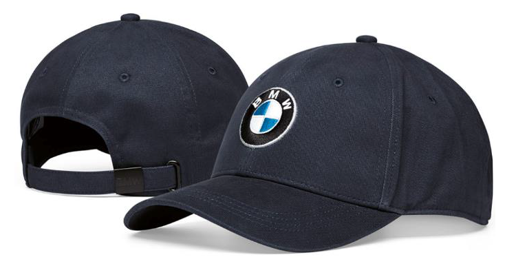 BMW Logo Cap - Dark Blue