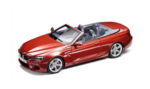 BMW Miniature M6 (F12 M) Convertible - 1:18