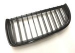 E90/91 3 Series M Performance Black Kidney Grille, Left