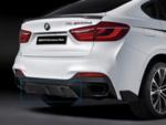 F16 X6 M Performance Carbon Fiber Rear Diffusor