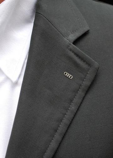 Rings Lapel Pin - Audi (ACM-J68-1)