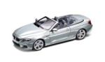 BMW Miniature M6 (F12 M) Convertible - Silverstone II - 1:18 Scale