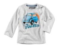 Classic Children's Long Sleeved Shirt Grey - BMW (80-14-2-463-127)