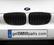 E82/88 1 Series M Performance Black Kidney Grille, Right - BMW (51-71-0-441-920)