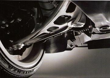 E46 3 Series BMW Performance Front Control Arm Kit - BMW (31-12-0-429-578)