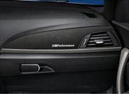 F23 2 Series Convertible M Performance Carbon Fiber & Alcantara Interior Trim Kit - BMW (51-95-2-350-469)