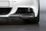 E90/91 LCI BMW Performance Carbon Fiber Splitters - M Sport Bumper