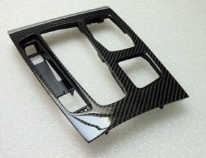 F15, F16, F85, F86 M Performance Carbon Fiber Center Console Trim - BMW (51-16-2-405-292)
