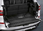 G05 X5 Fitted Luggage Compartment Mat - w/ 3rd Row Seats - BMW (51-47-2-458-569)