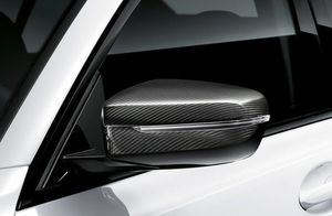 G20 3 Series M Performance Carbon Fiber Mirror Cover - Left - BMW (51-16-2-462-825)