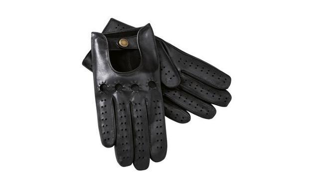 Men's leather gloves – Classic - Porsche (WAP-519-001-0H)