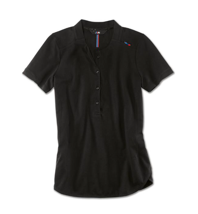 Ladies' M Polo Shirt - Black