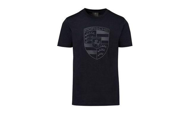 Men's Crest T-Shirt - Porsche (WAP-821-00S-0K)