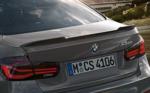 F80 LCI M3 CS Carbon Fiber Rear Spoiler - BMW (51-62-8-076-872)
